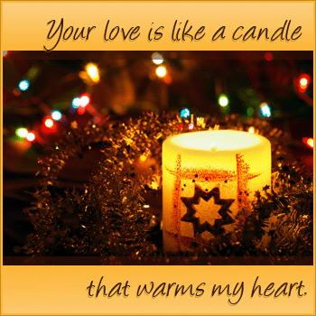 Romance in Winter..!!! Love Cards