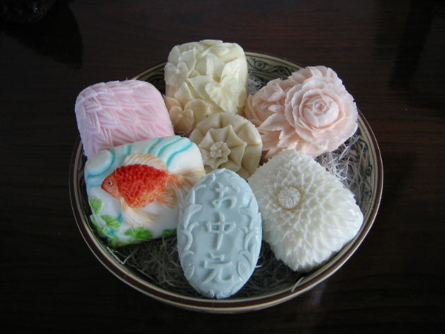 Beautiful Soap Designs