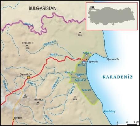Igneda - Kirklareli - Turkey
