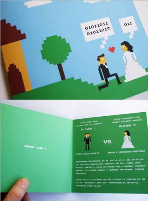 Creative Wedding Invitation Ideas