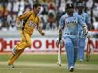 What is Confidence and Dedication? Brad Hogg and Sachin's most memorable incident.