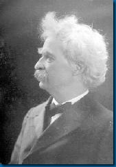 mark twain photo from Public Domain Image at PDImages.Com
