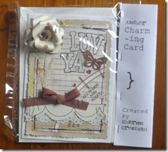 charms card