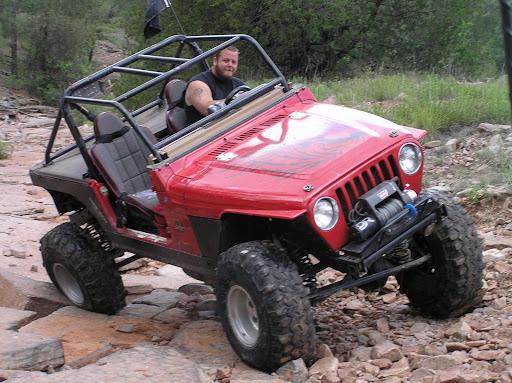 2010 Jeep Calendar