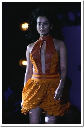 kangana rawat walking on ramp for Narendra kumar fashion designer india at Lakme Fashion week in Mumbai