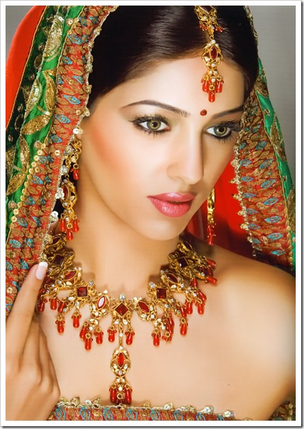 bridal make up-jewellery guide II