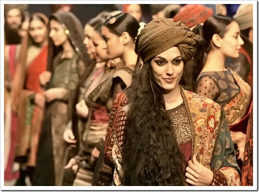 Sabyasachi's Lakme Fashion Week Collection