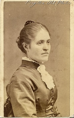 Oleson Photographer CdV