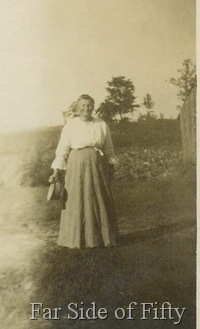 Grandma Anderson, Raised Elsie copy