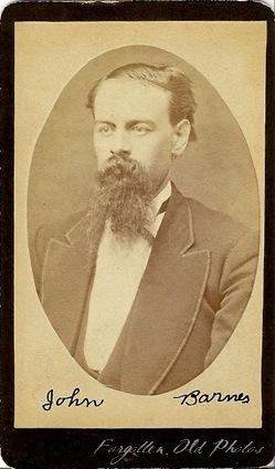 John Barnes GR