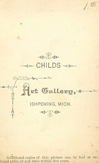 Childs  Studio CdV Michigan  Motley AS