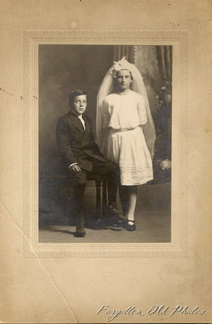Mary and John Welch  DL Antiques