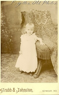 Jessie Glenn Lockwood DL Antiques