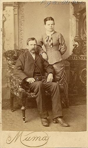 mr and Mrs mel Porter CdV Solway