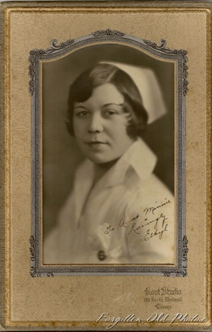 Nurse Ethyl Dorset Antiques