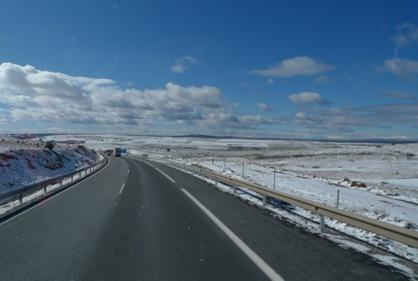 02-Schnee in Kastilien