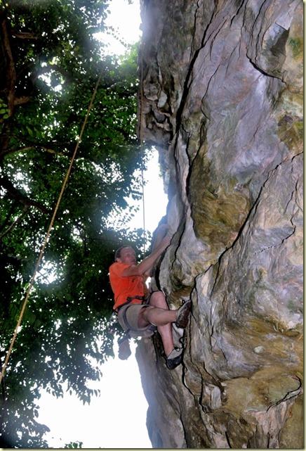 Jens in der Wand Ko Phi Phi [1024x768 Jens]