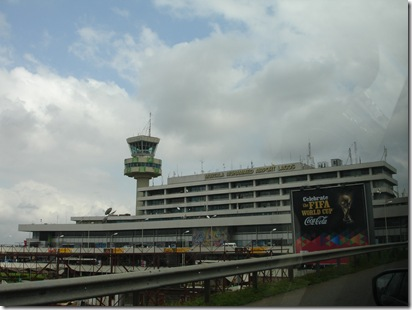 Lagos International Airport