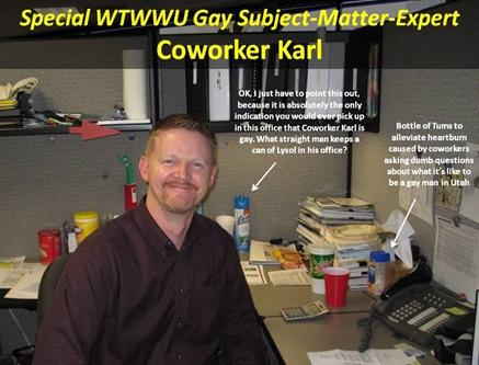 Coworker Karl