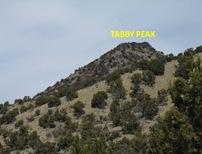 Tabby Peak