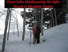 CC MacGyver Split-Board