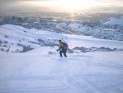 AFO Ski Foothills 11 30 01