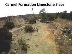 Carmerl Slab caption