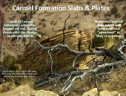 Carmel plate formation caption