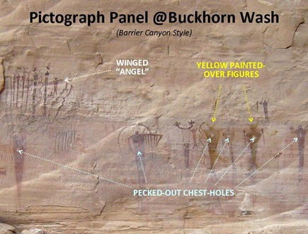 Buckhorn Panel captions