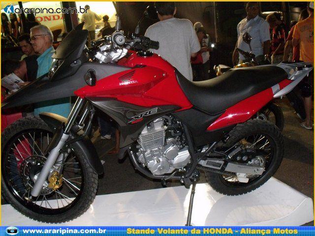 Stand Volante HONDA: Aliança Motos Araripina PE