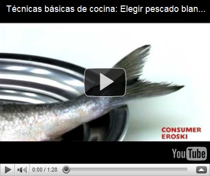 El gourmet urbano t cnicas b sicas de cocina elegir pescado blanco o azul - Tecnicas basicas de cocina ...