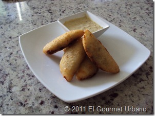 Empanaditas de Dominó
