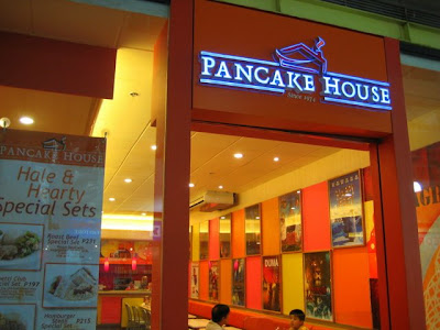 Facade of Pancake House, SM CIty Davao