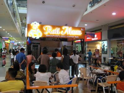 Roti Mum at SM City Davao