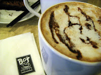 Sip the bittjavascript:;ersweet goodness of Caffe Mocha at Bo's Coffee Club