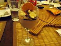 Dessert: Mousse Al Cioccolato (Chocolate Mousse) at Picobello