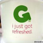 YoGo Premium Frozen Yogurt: I just got refreshed.