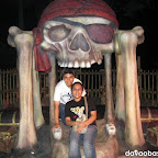 Pirate's loot in Adventureland, Disneyland