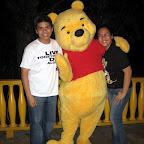 Winnie the Pooh at Disneyland Hong Kong