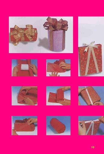 Maneras originales de envolver regalos 10