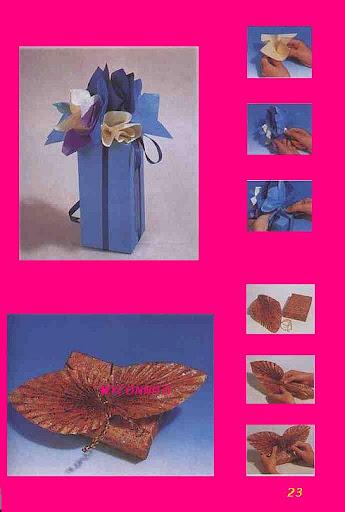 Maneras originales de envolver regalos 23