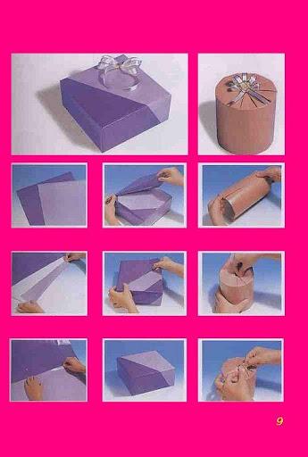 Maneras originales de envolver regalos 9