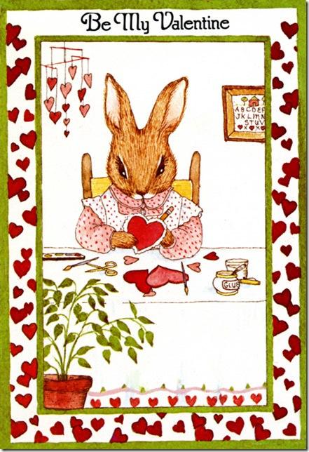 rabbit-valentine