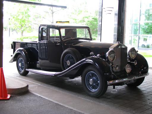 Rolls-Royce Phantom III Ute Hooper