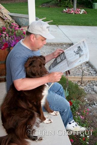 Sadie&Dad