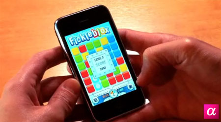 Flash-based game on iPhone