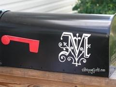mailbox-decal