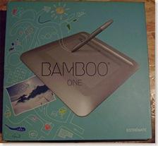 La caja de mi nueva tableta.