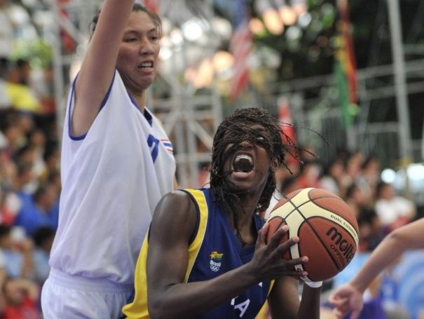 joice coelho - basquete