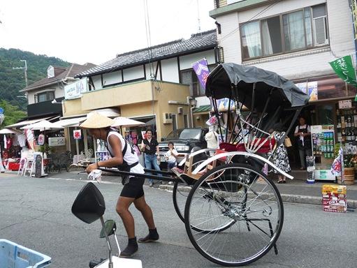 23. ginkakuji homem carroça